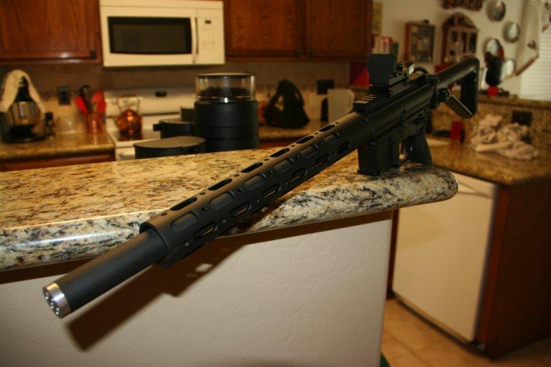 ULW dedicated AR  22 - AR15 COM